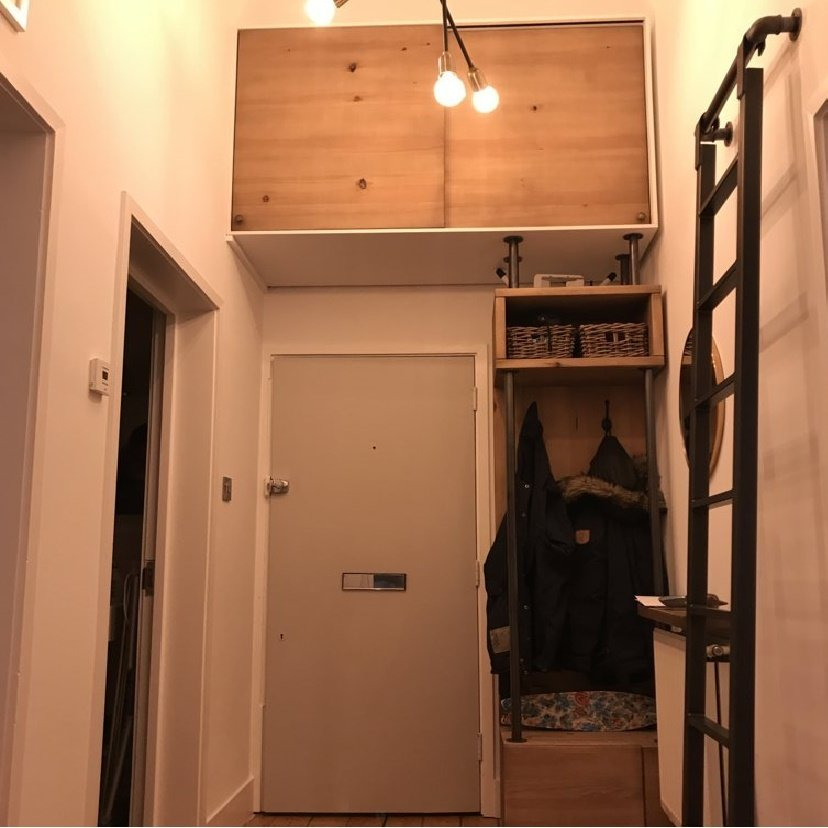 Complete residential loft interior design and bespoke furniture ...