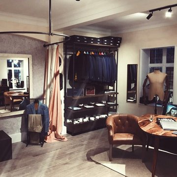 Tailoring Studio at New Bond Street