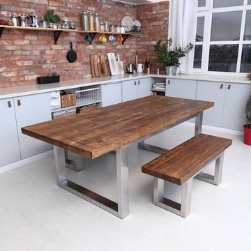 DIXON U Shaped Dining Table