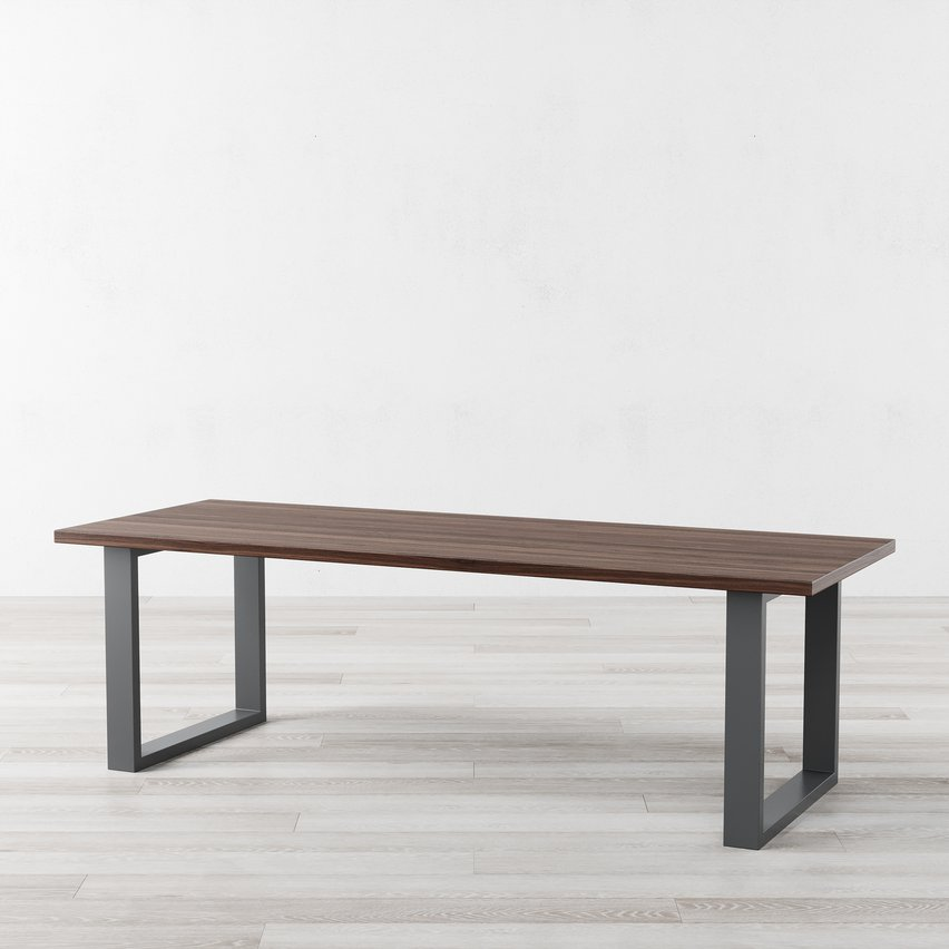 Holborn Walnut Graphite Grey