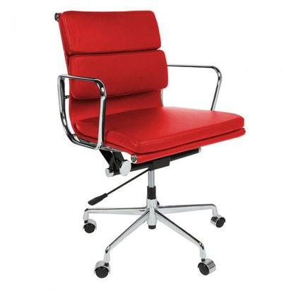 Eames Office Red