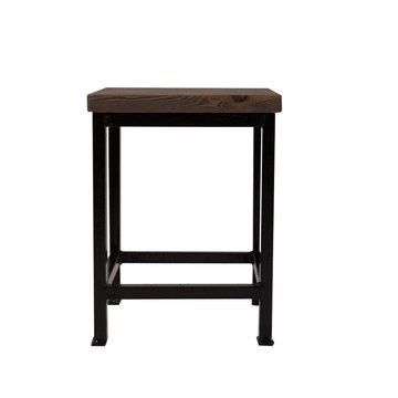 Industrial Old School Stool