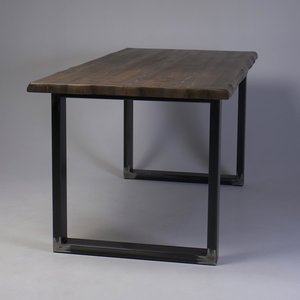 Rough Edge Modern Dining Table
