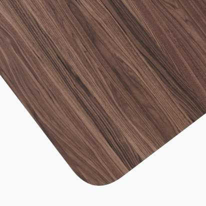 Battersea Walnut Graphite Grey