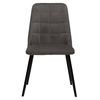 Embrace Chair Alu Velvet