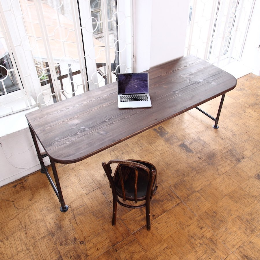 industrial office. Industrial Office Desk G
