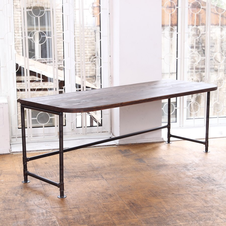Industrial Office Desk | cosywood.co.uk
