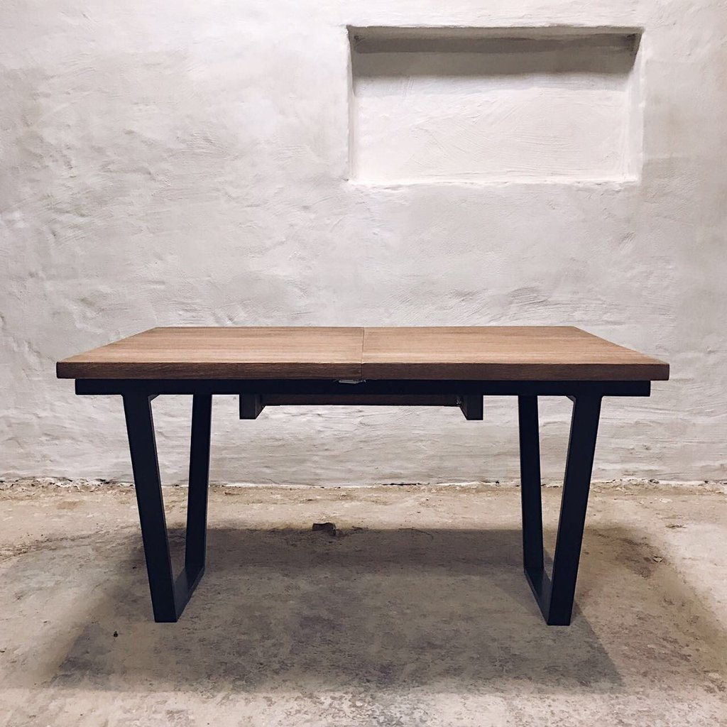 Ringgold Extendable Coffee Table With Storage: Industrial Extendable Dining Table