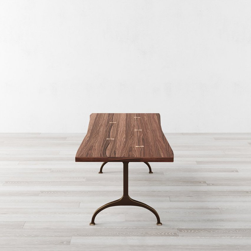 Nord Walnut Bronze