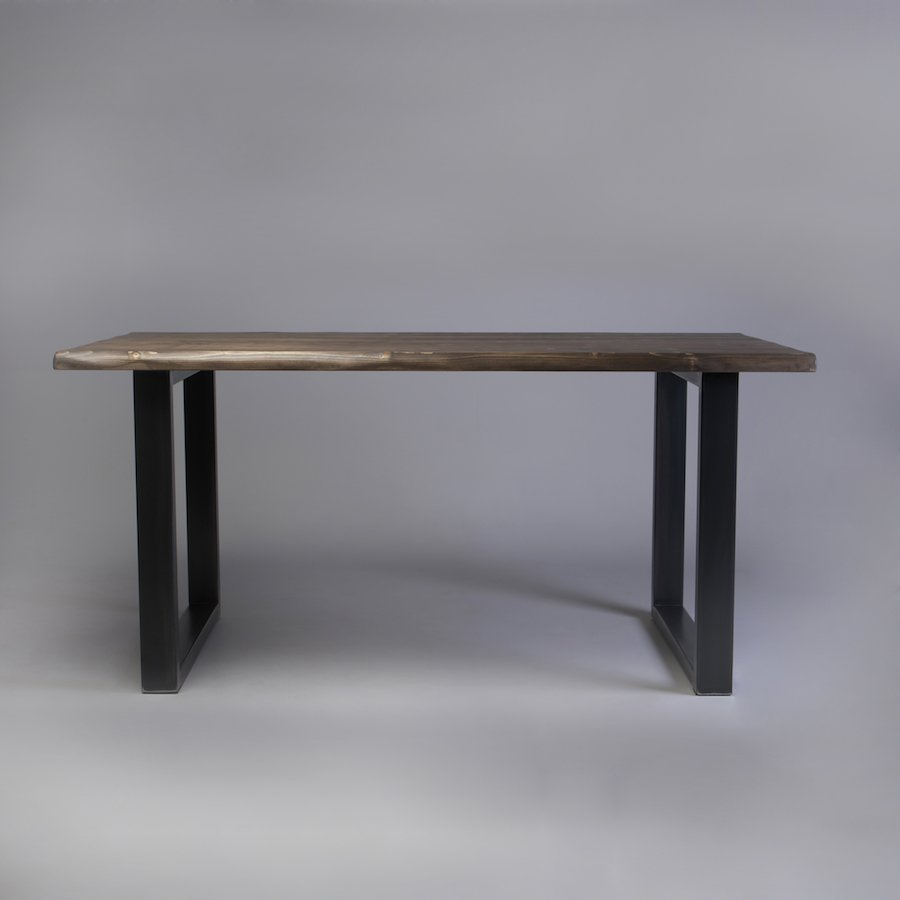 Rough Edge Modern Dining Table Cosywood Co Uk