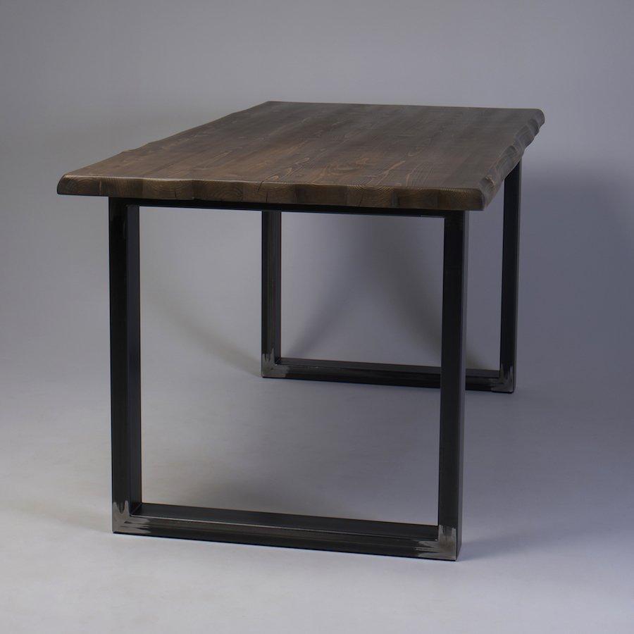 Rough Edge Modern Dining Table